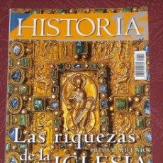 Coleccionismo de Revista Historia 16: HISTORIA 16 (Nº 347 - MARZO 2005) LAS RIQUEZAS DE LA IGLESIA: PRIMER MILENIO. Lote 19319971