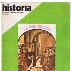 Coleccionismo de Revista Historia 16: HISTORIA 16. EXTRA Nº 1.. Lote 21779657