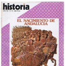 Coleccionismo de Revista Historia 16: HISTORIA 16 Nº 73.. Lote 21779786