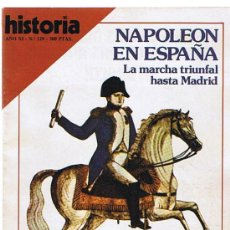 Coleccionismo de Revista Historia 16: HISTORIA 16 Nº 129.. Lote 21784352