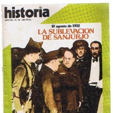 Coleccionismo de Revista Historia 16: HISTORIA 16 Nº 76.. Lote 21784858