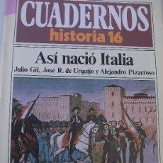 Colecionismo da Revista Historia 16: REVISTA CUADERNOS HISTORIA 16 Nº 43. Lote 22120420