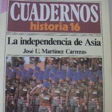 Colecionismo da Revista Historia 16: REVISTA CUADERNOS HISTORIA 16 Nº 96. Lote 22122373