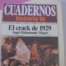Colecionismo da Revista Historia 16: REVISTA CUADERNOS HISTORIA 16 Nº 81. Lote 22122501