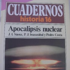 Coleccionismo de Revista Historia 16: REVISTA CUADERNOS HISTORIA 16 Nº 78. Lote 22122535