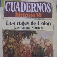 Coleccionismo de Revista Historia 16: REVISTA CUADERNOS HISTORIA 16 Nº 116. Lote 22123241