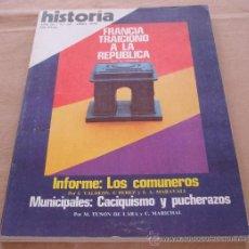 Coleccionismo de Revista Historia 16: HISTORIA 16, Nº 24, ABRIL 1978.. Lote 26667939