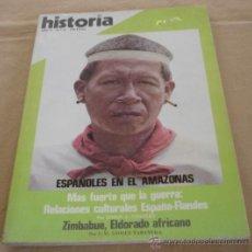 Coleccionismo de Revista Historia 16: HISTORIA 16, Nº 51, JULIO 1980.. Lote 26668701
