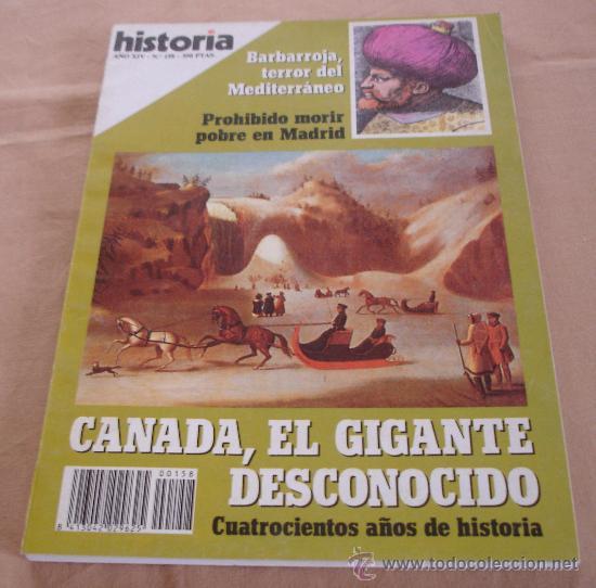 HISTORIA 16, Nº 158, JUNIO 1989. (Coleccionismo - Revistas y Periódicos Modernos (a partir de 1.940) - Revista Historia 16)