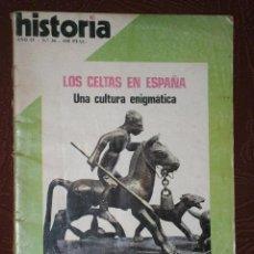 Coleccionismo de Revista Historia 16: LOS CELTAS EN ESPAÑA: UNA CULTURA ENIGMÁTICA, REVISTA Nº 36 HISTORIA 16 DE ABRIL DE 1976. Lote 27781428