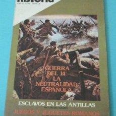 Coleccionismo de Revista Historia 16: HISTORIA 16. Nº 63. JULIO 1981. Lote 28604511