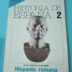 Coleccionismo de Revista Historia 16: HISTORIA 16. HISTORIA DE ESPAÑA. Nº 2. JUNIO 1980. Lote 28604976