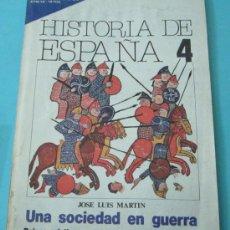 Coleccionismo de Revista Historia 16: HISTORIA 16. HISTORIA DE ESPAÑA. Nº 4. DICIEMBRE 1980. Lote 28605026