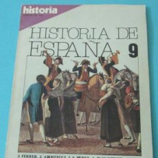 Coleccionismo de Revista Historia 16: HISTORIA 16. HISTORIA DE ESPAÑA. Nº 9. ABRIL 1982. Lote 28605072