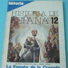 Coleccionismo de Revista Historia 16: HISTORIA 16. HISTORIA DE ESPAÑA. Nº 12. DICIEMBRE 1982. Lote 28605090