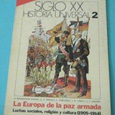 Coleccionismo de Revista Historia 16: HISTORIA 16. HISTORIA UNIVERSAL. SIGLO XX. Nº 2. Lote 28605158