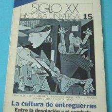 Coleccionismo de Revista Historia 16: HISTORIA 16. HISTORIA UNIVERSAL. SIGLO XX. Nº 15. Lote 28605178