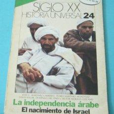 Coleccionismo de Revista Historia 16: HISTORIA 16. HISTORIA UNIVERSAL. SIGLO XX. Nº 24. Lote 28605263