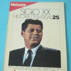 Coleccionismo de Revista Historia 16: HISTORIA 16. HISTORIA UNIVERSAL. SIGLO XX. Nº 25. Lote 28605272