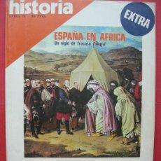 Collectionnisme de Magazine Historia 16: HISTORIA 16 - ESPAÑA EN AFRICA . Lote 28937505