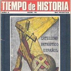 Coleccionismo de Revista Historia 16: TIEMPO DE HISTORIA Nº. 16. Lote 30855633