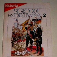 Coleccionismo de Revista Historia 16: HISTORIA 16 REVISTA SIGLO XX HISTORIA UNIVERSAL Nº 2 LA EUROPA DE LA PAZ ARMADA. Lote 30904221