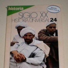 Coleccionismo de Revista Historia 16: HISTORIA 16 REVISTA SIGLO XX HISTORIA UNIVERSAL Nº 24 LA INDEPENDENCIA ÁRABE. Lote 30904437