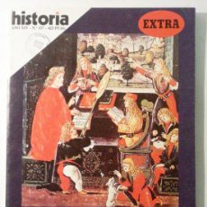Coleccionismo de Revista Historia 16: REVISTA HISTORIA 16 - EXTRA Nº 157 AÑO 1989. Lote 32181413