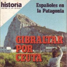 Collectionnisme de Magazine Historia 16: REVISTA HISTORIA 16 - Nº 135. Lote 32679335