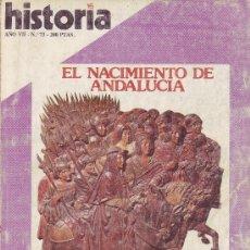 Coleccionismo de Revista Historia 16: REVISTA HISTORIA 16 - Nº 73. Lote 32684177