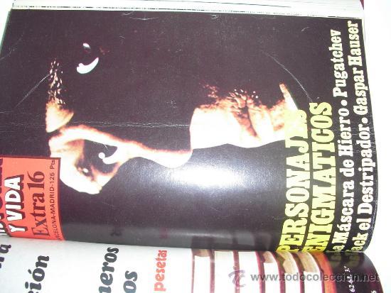 Coleccionismo de Revista Historia 16: 1978 CUATRO NUMEROS EXTRA (DEL 13 AL 16) DE LA REVISTA HISTORIA Y VIDA - Foto 5 - 33714031
