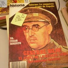 Coleccionismo de Revista Historia 16: GENERAL ROJO EL FINAL DE LA GUERRA CIVIL DOCUMENTOS INEDITOS AÑO XIV Nº256HISTORIA 161989. Lote 34217525