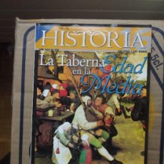 Colecionismo da Revista Historia 16: HISTORIA 16 - Nº 292 LA TABERNA EN LA EDAD MEDIA. Lote 34781280