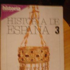 Collectionnisme de Magazine Historia 16: HISTORIA 16--EXTRA XV--HISTORIA DE ESPAÑA 3. Lote 35253081