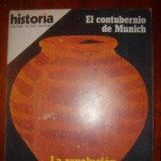 Coleccionismo de Revista Historia 16: HISTORIA 16. Nº 142. LA REVOLUCION NEOLITICA: ASI NACIO LA AGRICULTURA. Lote 35283203