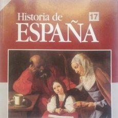 Colecionismo da Revista Historia 16: HISTORIA DE ESPAÑA 17. LA CULTURA DEL SIGLO DE ORO. RICARDO GARCÍA CÁRCEL. HISTORIA 16. Lote 35988042