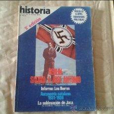 Coleccionismo de Revista Historia 16: HISTORIA 16 15 EJEMPLARES PRIMEROS NUMEROS. Lote 36575419