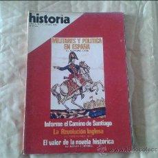 Coleccionismo de Revista Historia 16: HISTORIA 16 Nº 2. Lote 36575764
