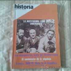 Coleccionismo de Revista Historia 16: HISTORIA 16 Nº 49. Lote 36575848