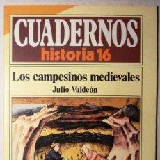 Collectionnisme de Magazine Historia 16: CUADERNOS HISTORIA 16 Nº 128. Lote 36671461