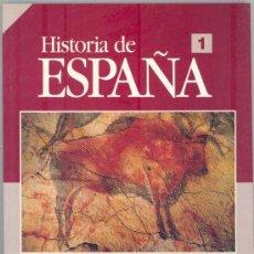Coleccionismo de Revista Historia 16: HISTORIA DE ESPAÑA - HISTORIA 16 TEMAS DE HOY - Nº 1. Lote 38046883