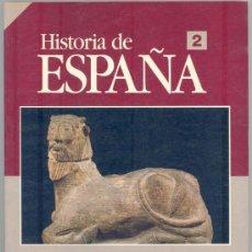 Coleccionismo de Revista Historia 16: HISTORIA DE ESPAÑA - HISTORIA 16 TEMAS DE HOY - Nº 2. Lote 38046912