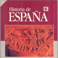 Coleccionismo de Revista Historia 16: HISTORIA DE ESPAÑA - HISTORIA 16 TEMAS DE HOY - Nº 6. Lote 38046935