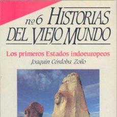 Coleccionismo de Revista Historia 16: HISTORIAS DEL VIEJO MUNDO - HISTORIA 16 - Nº.6. Lote 38047051