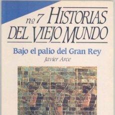 Coleccionismo de Revista Historia 16: HISTORIAS DEL VIEJO MUNDO - HISTORIA 16 - Nº.7. Lote 38047154