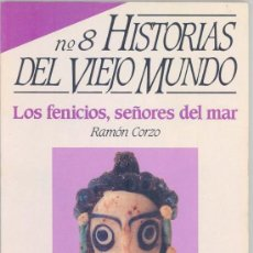 Coleccionismo de Revista Historia 16: HISTORIAS DEL VIEJO MUNDO - HISTORIA 16 - Nº.8. Lote 38047168