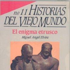 Coleccionismo de Revista Historia 16: HISTORIAS DEL VIEJO MUNDO - HISTORIA 16 - Nº.11. Lote 38047202