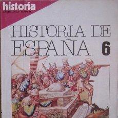 "Coleccionismo de Revista Historia 16: REVISTA ""HISTORIA 16"" EXTRA XVIII (HISTORIA ESPAÑA Nº 6–JUNIO 1981). LA FORJA DEL IMPERIO. Lote 40219765"