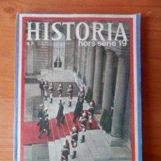 Coleccionismo de Revista Historia 16: HISTORIA HORS SÉRIE 19. L'ELYSÉE 1718-1970 - DIVERSOS AUTORES. Lote 36670390