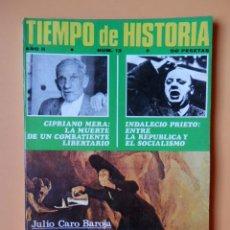 Coleccionismo de Revista Historia 16: TIEMPO DE HISTORIA. ¡POBRES EXORCISTAS! AÑO II. NÚM. 13 - DIVERSOS AUTORES. Lote 36670795